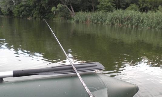 Рыбалка на леща с лодки