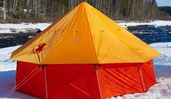 Цены на палатки для зимней рыбалки