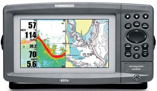Эхолоты для рыбалки Humminbird