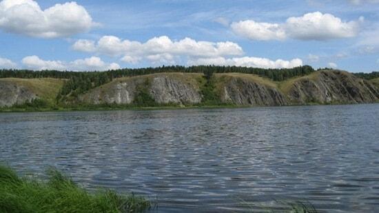 Осенний лещ на реке Томь