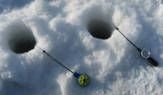 Ловля карпа зимой на мормышку