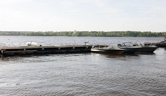 Рыболовная база «Кама»