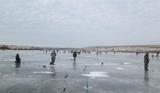 Отчет о рыбалке на запруде возле деревни Лисья Поляна