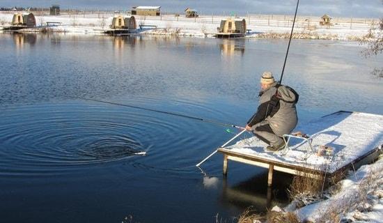 Отчеты о рыбалке в Подмосковье