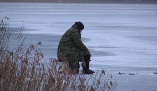 Отчет о рыбалке: озеро «Лесное» 13 декабря
