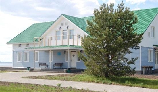 Рыболовная база «Верхняя Рыбинка»