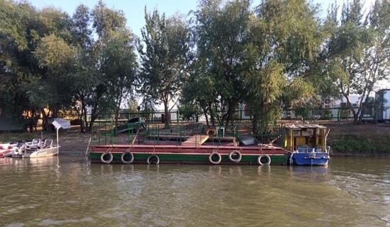 Рыболовная база «Жар-птица»