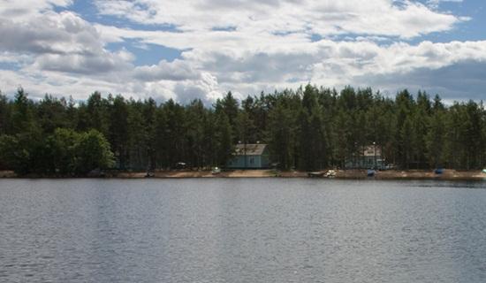 Рыболовная база «Северное сияние»