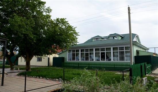 Рыболовная база «Астраханская жемчужина»
