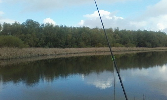 Места для рыбалки на Ахтубе