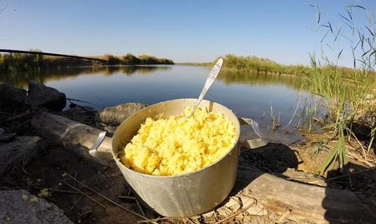 как правильно варить пшеницу на рыбалку