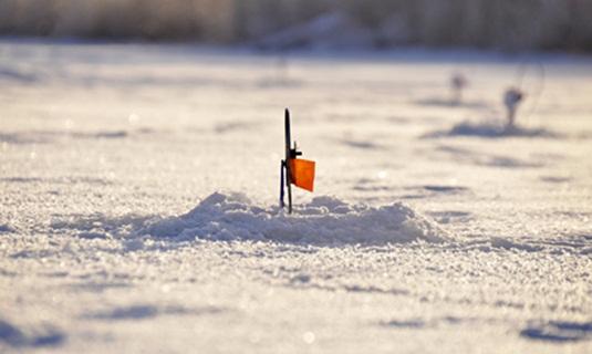 Места ловли щуки зимой