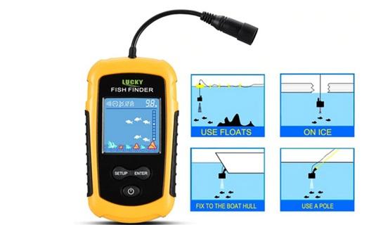 Рыболовный эхолот FFC1108-1